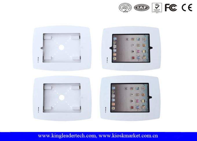 Customization Color Ipad Tablet Enclosure Stand Moute With Vesa Mounting Bracket