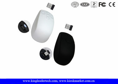 Industry Desktop 30 Feet USB Optical Mouse Silicone Material , Laser Mouse Wireless