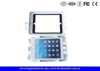 China VESA Ready Ipad Kiosk Stand Compatible with Wall , Desk , Floor Mount supplier