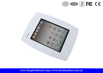 China Customization Color Ipad Tablet Enclosure Stand Moute With Vesa Mounting Bracket supplier
