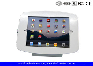 Cold Rolled Steel Ipad Kiosk Enclosure For Ipad Mini With Wall Mount & Desktop Locking