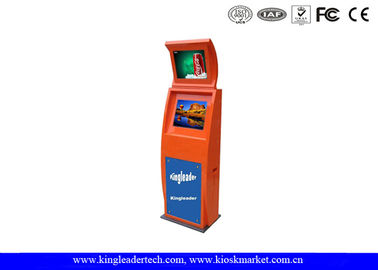China Stylish , ADA Design Touch Screen Kiosk For Video Play Or Advertising supplier