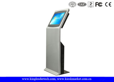 Touch Screen Kiosk , Multimedia / Internet / Interactive Self Service Kiosk