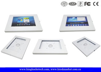 "China Rugged Tamper-Proof Ipad Kiosk Enclosure For Samsung Galaxy 10.1"" Tablet PC supplier"