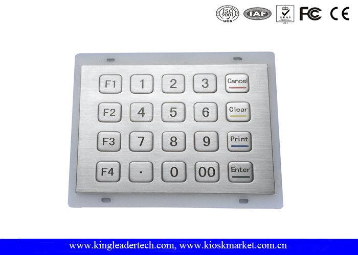 IP65 matrix keypads terminal keyboards waterproof numeric keypads custom numeric keypads