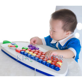 Washable and spill-proof  children color keyboard  K-800