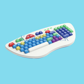 Customized computer keyboard designed especially for children color keyboard K-900