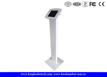 China Lockable Security Freestanding Ipad Stand Kiosk for Displaying factory