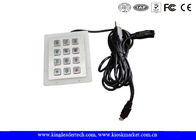 RS232 Interface Industrial Numeric Keypad 12 key for Access Control Device