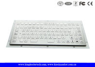 86 Flush Keys compact metal computer keyboard 12 Function Keys